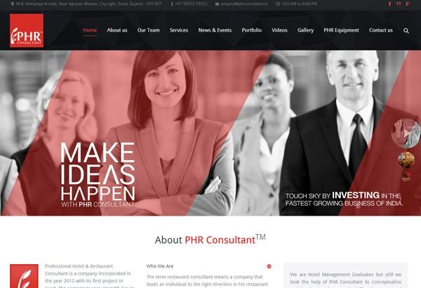 PHR-Consultant Portfolio of onlyweb.in