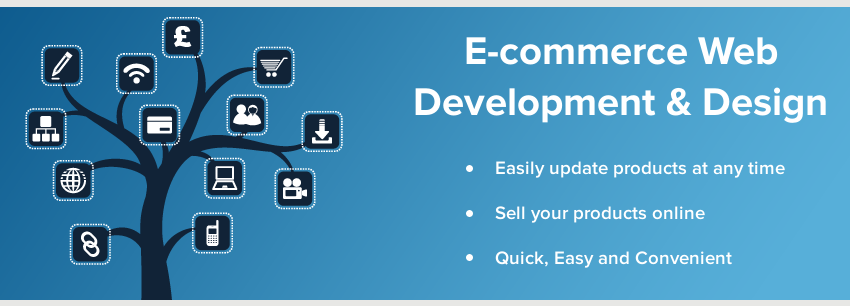 Ecommerce website development in surat at onlyweb.in