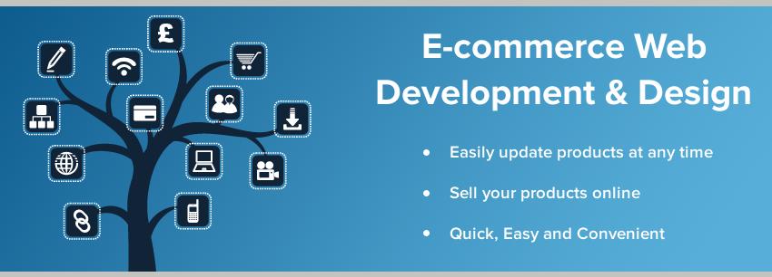 Ecommerce website development in surat at onlyweb.in