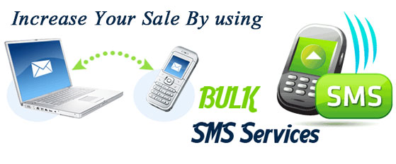 Bulk SMS in Surat offered by Onlyweb.in